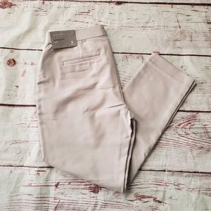 Christopher&Banks Modern Fit Ankle Pants Sz 8 NWT